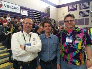 Dean Kamen and James Lockman