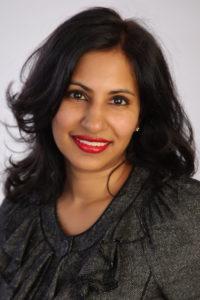 Anita I. Kishore headshot