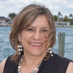 Ingrid Russell Headshot